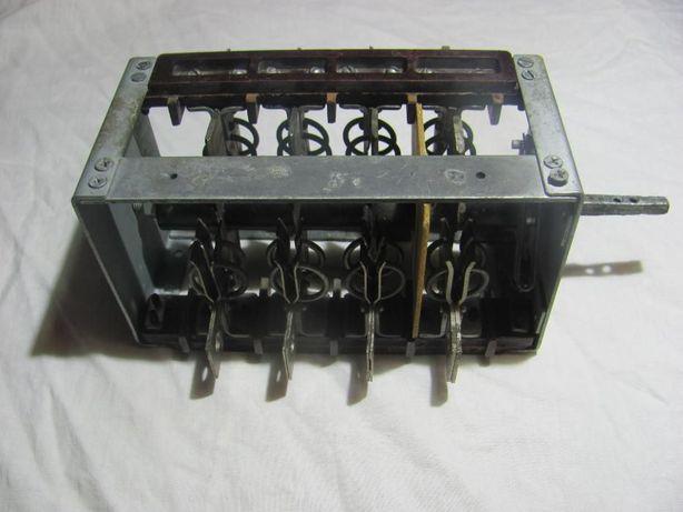 Выключатель-разьединитель с дополнительной группой контактов