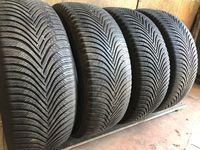 225/55 R17 Michelin Alpin5 резина зимняя комплект
