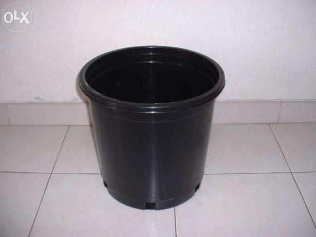 Vasos de plastico - produçao plantas - fabricante / estufa / celhas