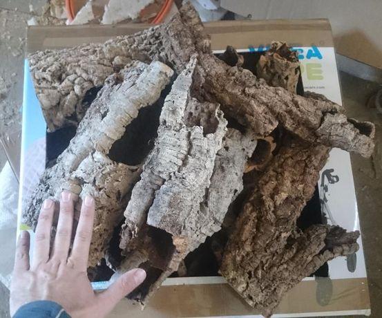 Korek, tuba korkowa, tuby - terrarium tropikalne, XL