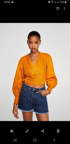 Джинсовые шорты Mango