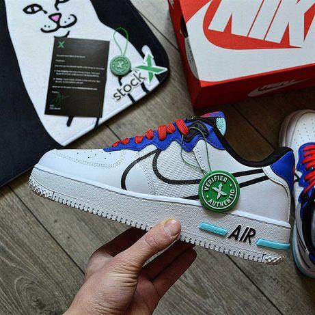 "Nike Air Force 1 React ""White Astronomy"""