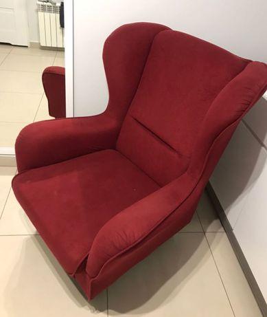 Fotel uszak do karmienia
