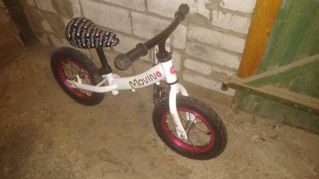 Rowerek biegowy Movino jak nowy Pionki