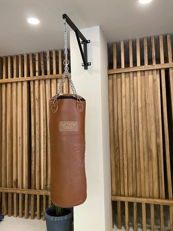 Suporte de saco de boxe