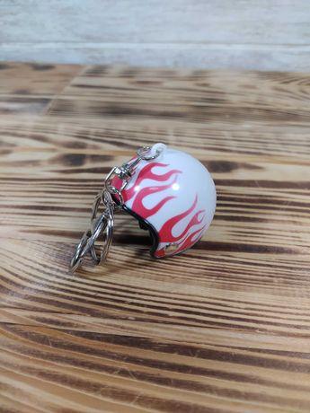 Брелок на ключи Мото-шлем Есть две расцветки