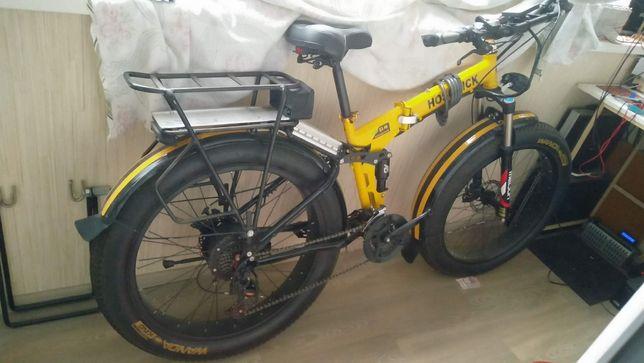 Продам электро-велосипед (фэтбайк)