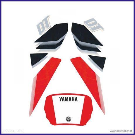 Kit autocolante YAMAHA DT 50LC