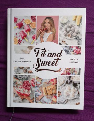 Książka Fit and Sweet, Ewa Chodakowska