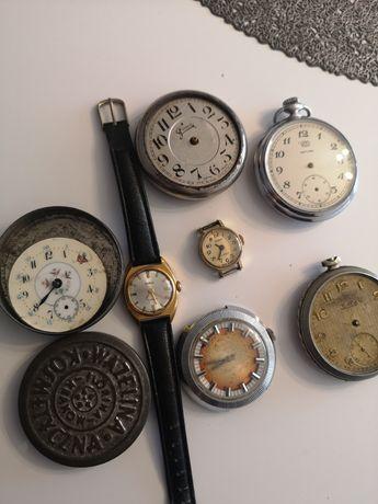 Stare zegarki męskie