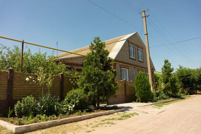 Дом в селе Грушевка ( Ленинское ) на берегу Каховского водохранилища