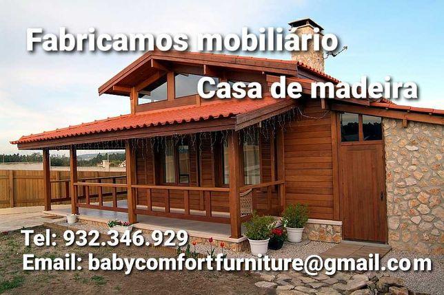 Mobiliário e casas
