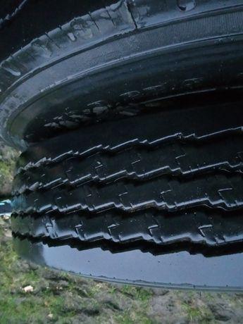 Jak nowe opony Pirelli 10r22.5 LS97 przednie 2szt para