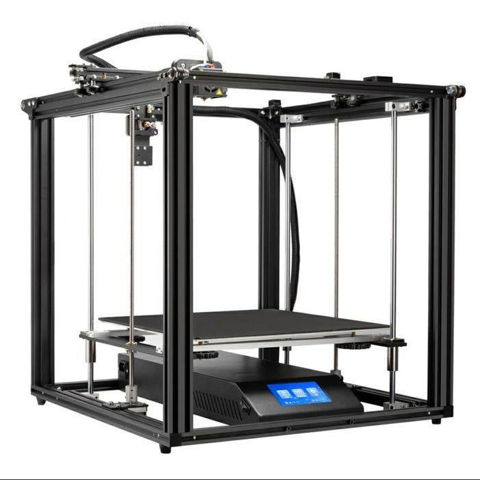 Impressora 3D Ender -5 Plus Nogueira, Fraião E Lamaçães - imagem 1