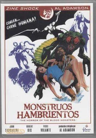 Filmes DVD de terror e ficção