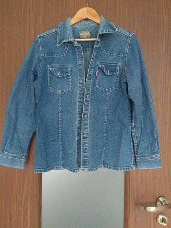 Kurtka jeansowa Vintage rozmiar XL