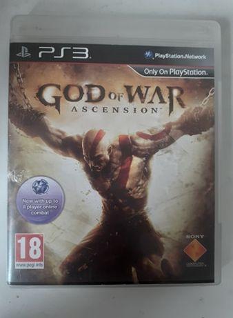 God of War Ascension konsola PS3