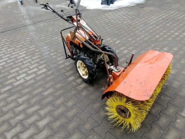 Ciągnik jednoosiowy, traktorek , zamiatarka, dzik Goldoni 58A