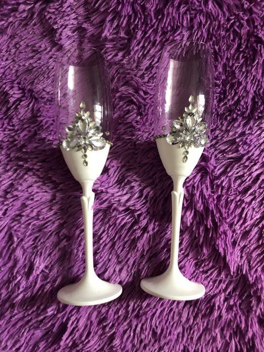 Свадебные бокалы Хотяновка - изображение 1