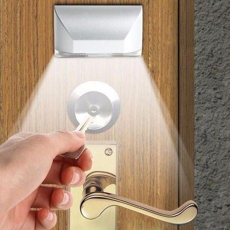 ツ Barra de luz LED com sensor de movimento |portes grátis #088