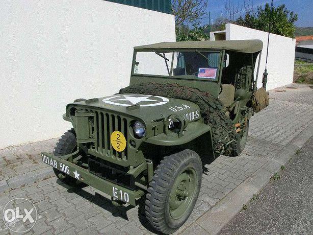 Peças para Jeep Willys