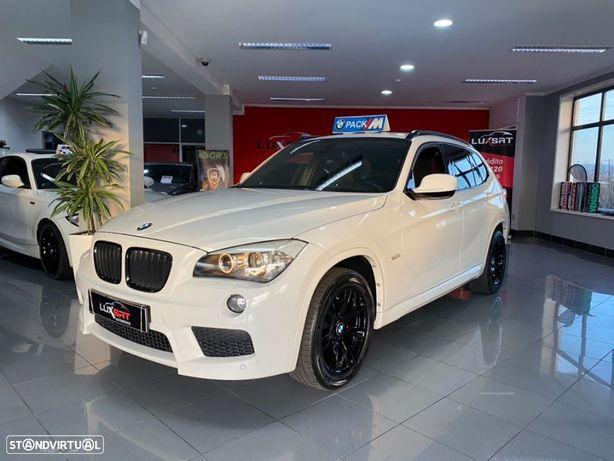 BMW X1 18 d xDrive Pack M
