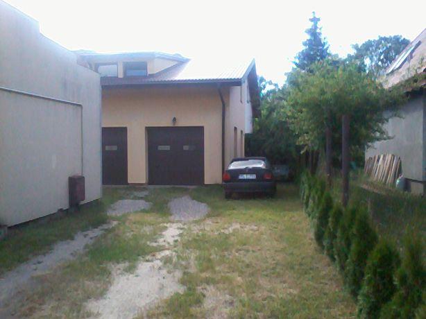 Dwa domy na jednej działce. Legionowo ul.Mazowiecka.