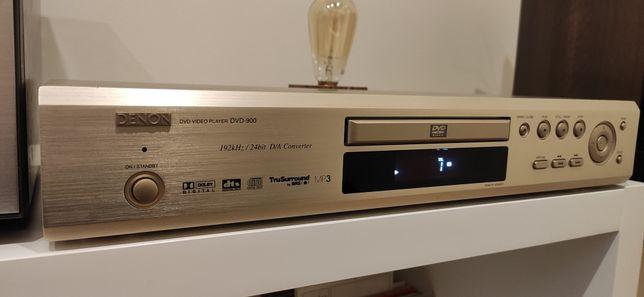 Denon DVD-900, Leitor DVD e CD