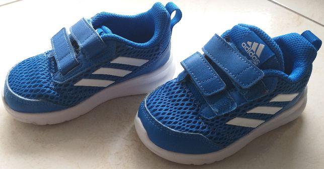 Buty dziecięce Adidas AltaRun, rozmiar 23