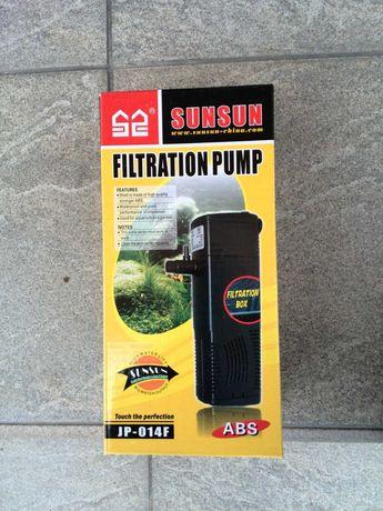 Фильтр -компрессор для воды