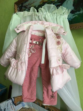 Детская куртка и штанишки