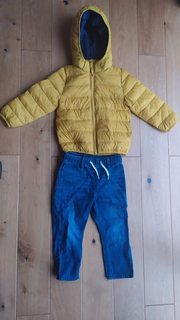 Komplet H&M - kurtka i spodnie