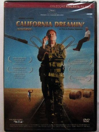 DVD - California Dreamin', com Armand Assante, Maria Dinulescu