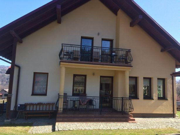 Piękny dom w Wiśle