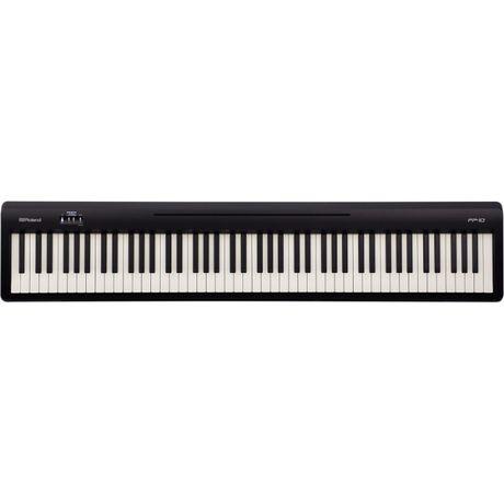 ROLAND FP-10 BK - pianino cyfrowe (elektroniczne)