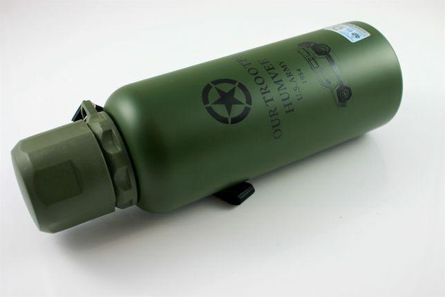 Termos, stalowa butelka termiczna 0.45