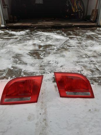 Lampy w klapę bagażnika Audi A3 8p Sportback