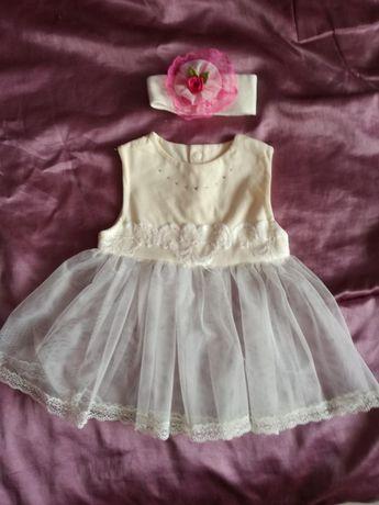 Нарядное платье (56 см)
