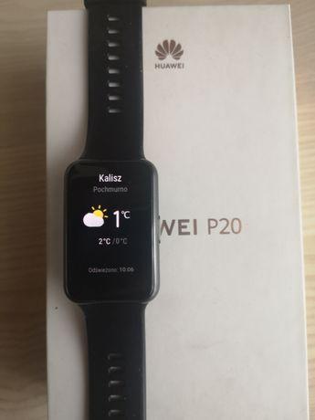 Huawei P20, +Huawei Watch Fit