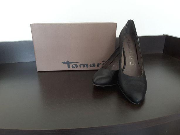 Czółenka Tamaris rozm. 40 stan bardzo dobry