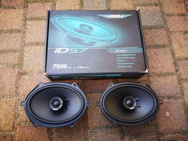 Głośniki samochodowe Mazda Ford 5x7 id57 image dynamics 150 wat