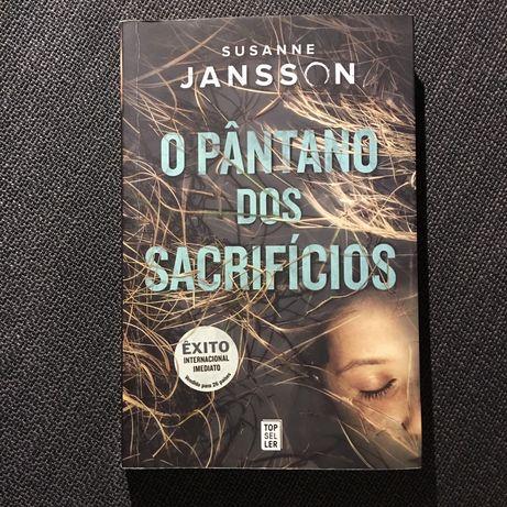 O Pântano dos Sacrificios, de Susanne Jansson (envio incluido)