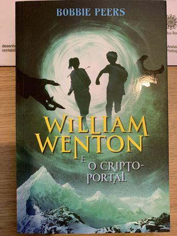 Vendo livro Bobbie Peers- William Wenton cripto-portal