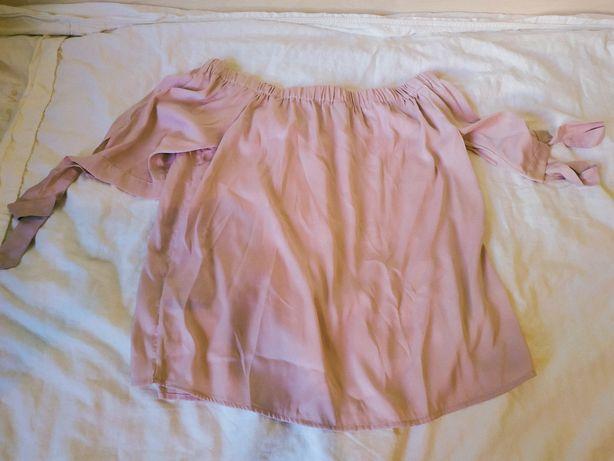 Розовая блуза от H&M