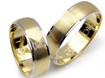 Obrączki złote od GOLDRUN 333