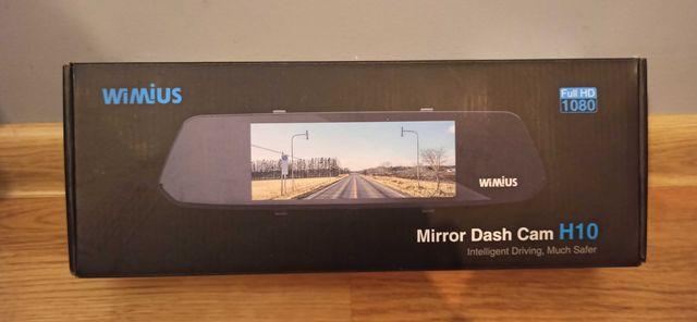 Wideorejestrator WiMiUS H10 Dashcam