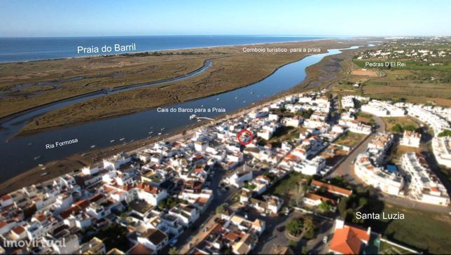 Moradia em Santa Luzia (Tavira) Algarve
