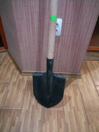 Лопата штыковая стальная