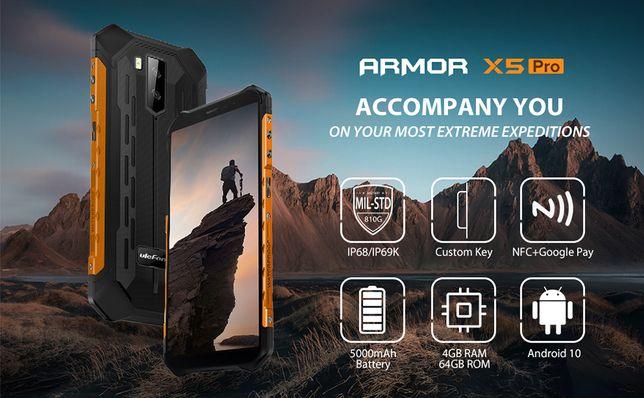 Ulefone Armor X5 Pro 4GB/64GB IP68/IP69K 2.0GHz
