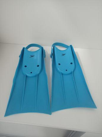 Płetwy dziecięce do pływania do wody 22cm stopa
